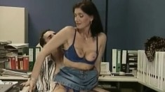 Sultry Mom Tanja Seduces A Young Guy To Fulfill Her Sexual Fantasies