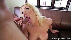 Jessie gets fingered and then fucked before she bends over doggy style