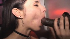 Cheating Brunette Autumn Expresses Her Love For Cock At The Gloryhole