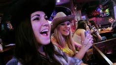 Lustful Cowgirls Relish Every Deep Thrust Of Hard Meat In Their Cunts