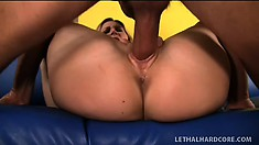 Sensual MILF Devon Lee gets fucked until she squeals with pleasure