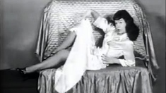 Horny Brunette Amateur In Stockings