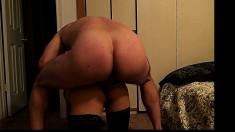 Hot latina amateur anal sex