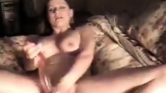Huge Dildo For A Tight Pussy