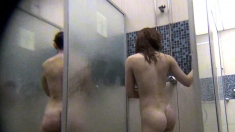 Hottest Amateur 19yo Redhead Teen Masturbates On Webcam