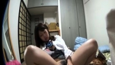 Petite Fetish Asian In Uniform Pissing