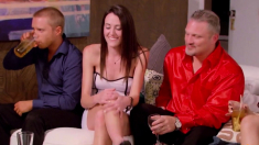 Reality Tv Show exposed hot couples